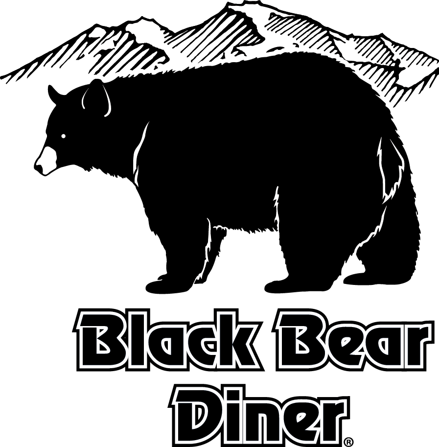 Black Bear Footer Logo
