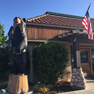 Modesto Black Bear Diner location