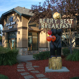 Merced Black Bear Diner location