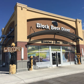 West Valley City Black Bear Diner location