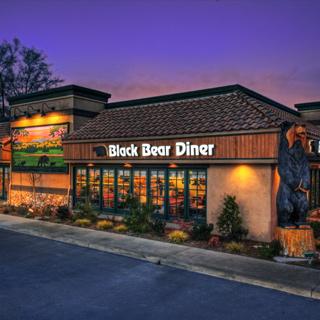 North Little Rock Black Bear Diner location