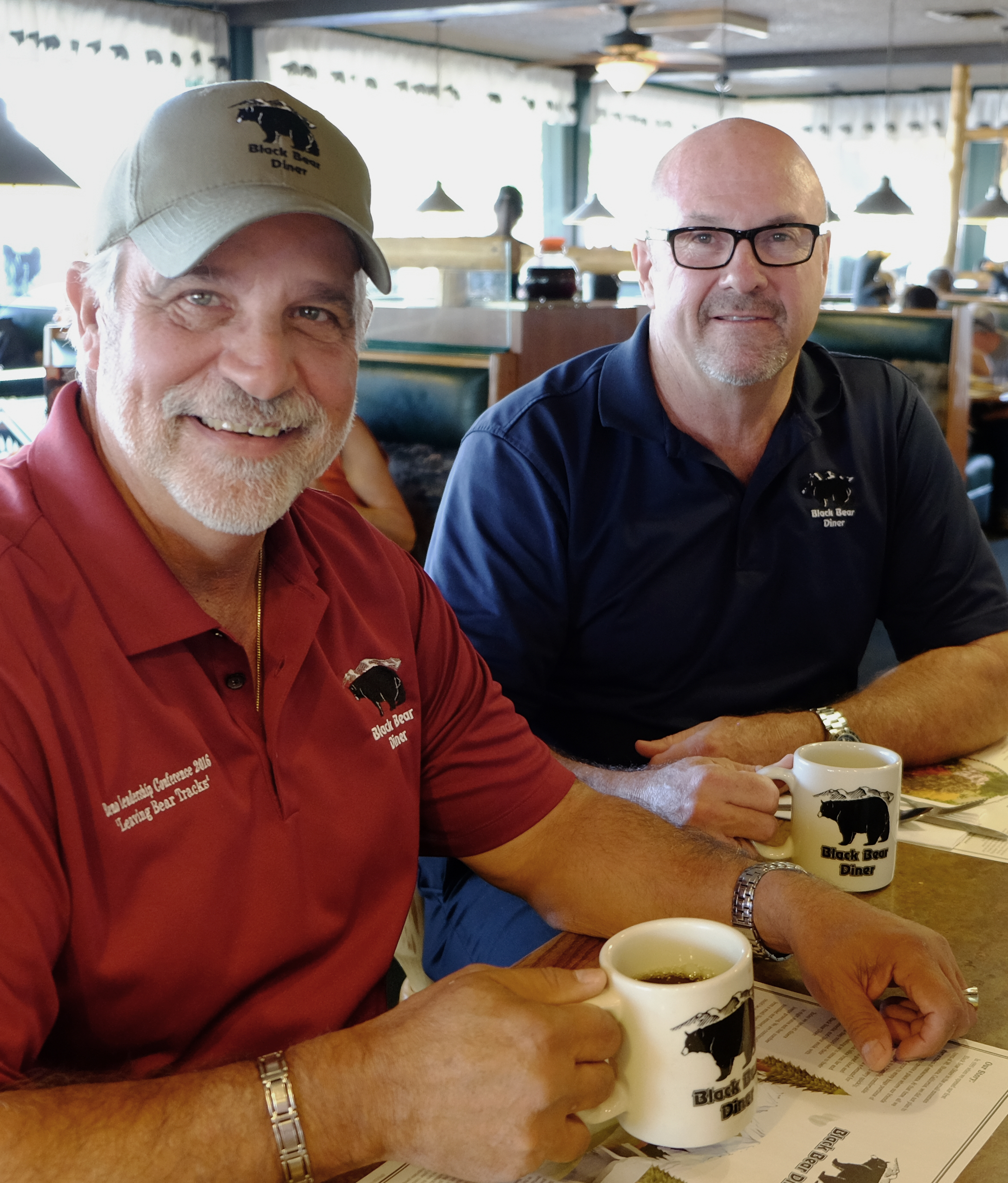 The Black Bear Diner Founders