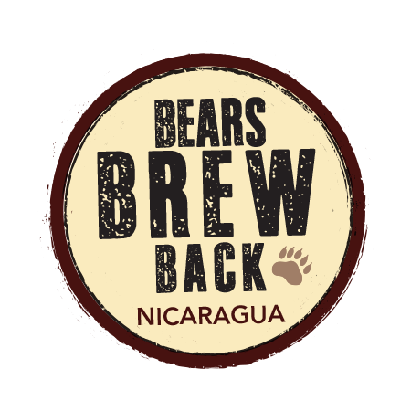 Logo Fro Bears Brew Back